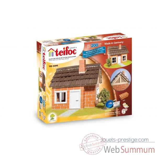 maison miniature a construire en brique ventana blog. Black Bedroom Furniture Sets. Home Design Ideas