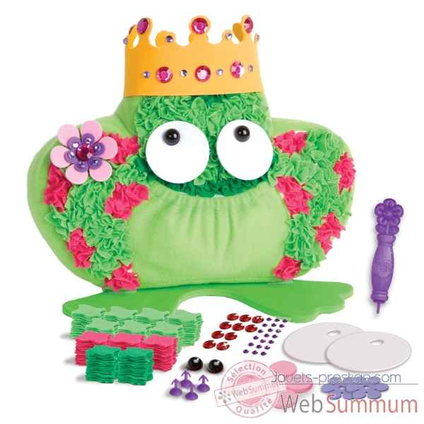 Plushcraft - frog prince The ORB Factory -ORB65386