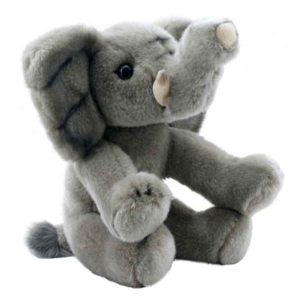 Peluche elephant The Puppet Company -WB003402