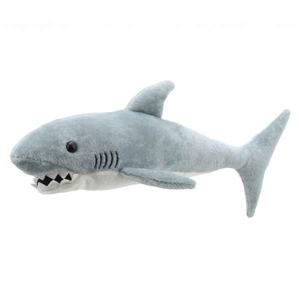 Marionnette a doigt grand requin blanc The Puppet Company -PC002702