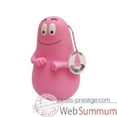 Figurine tirelire Barbapapa -80000