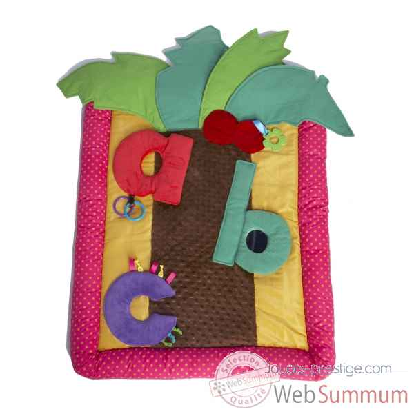 Chicka chicka boom boom abc tummy time -210660