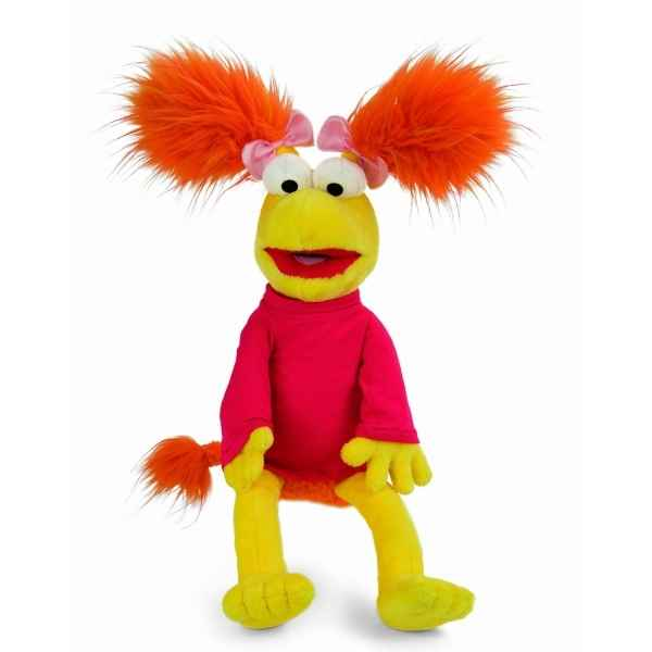 Fraggle rock red peluche -141300