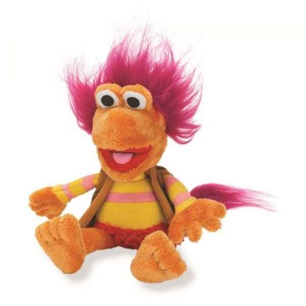 Peluche fraggle rock gobo bobble head 141350