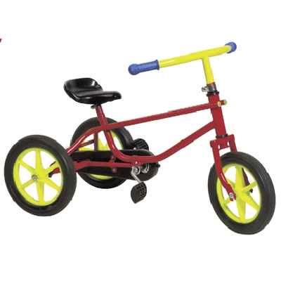 Tricycle a chaine N°35 de 3a 6 ans-00114O