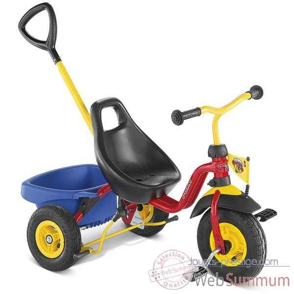Tricycle Puky Cat1l Rouge -2333