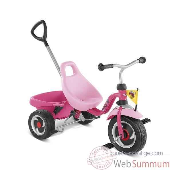 Tricycle Puky Cat1s Rose -2322
