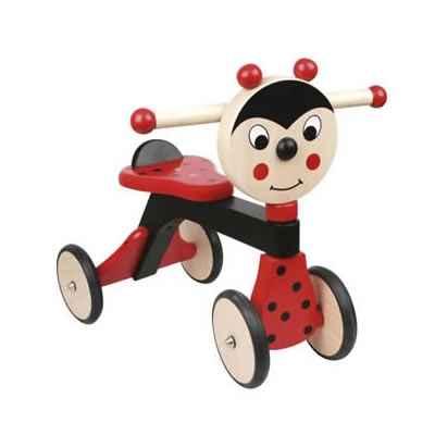 porteur scooter rose au sycomore por125f dans jouet porteur bois sur jouets prestige. Black Bedroom Furniture Sets. Home Design Ideas