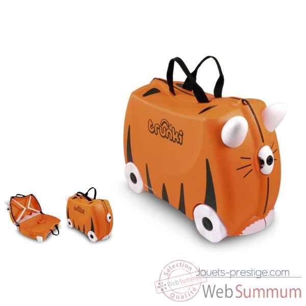 Porteur valise trunki ride-on tigre tipu -9220008