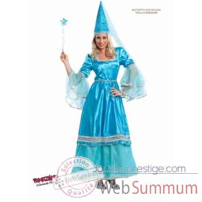 Blue fairy godmother Veneziano -4455