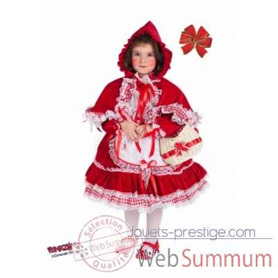Petit luxe red riding hood Veneziano -50385
