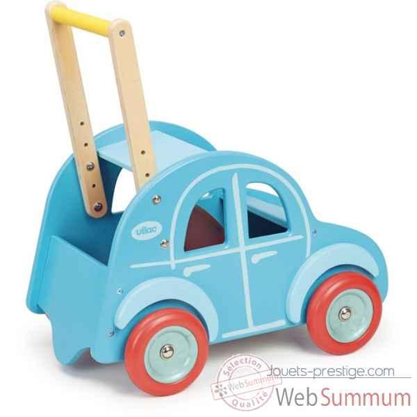 Basque Kart Toys Remorque Berg À Cadre Noire 182514 Voitures De 0kXnwO8P