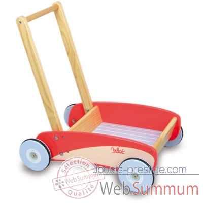 Chariot et brouettes dans voitures p dales sur jouets prestige - Chariot de marche ikea ...