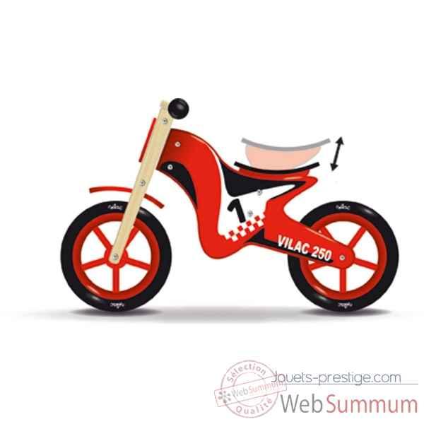 moto draisienne vilac 1004 dans jouets vilac sur jouets. Black Bedroom Furniture Sets. Home Design Ideas