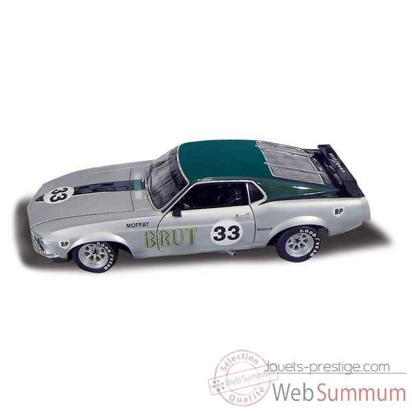 Voiture Classique Scalextric Ford Mustang Classic Moffat -sca3002