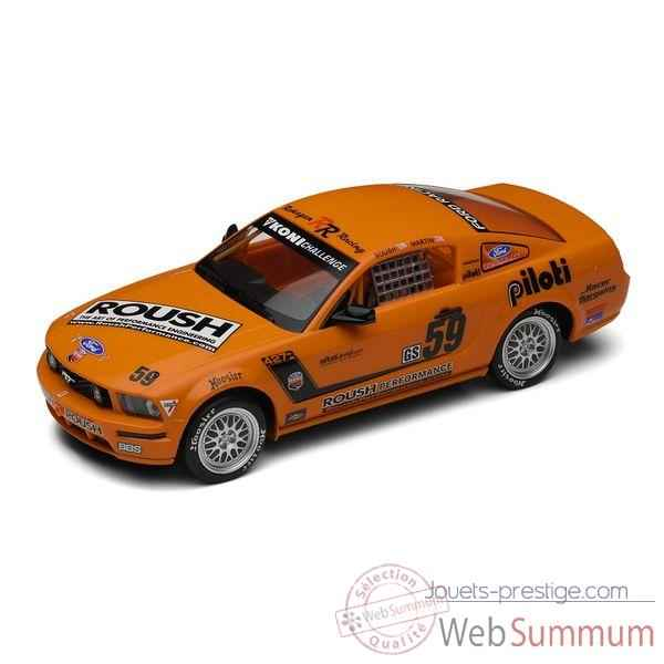 Voiture Classique Scalextric Ford Mustang FR500C Roush Martin -sca2888