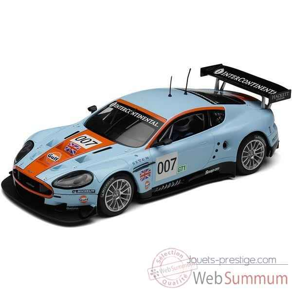 Voiture Endurance High Detail Scalextric Aston Martin DBR9 Gulf -sca2960