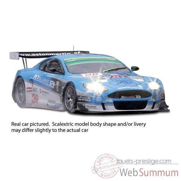 Voiture Endurance High Detail Scalextric Aston Martin DBR9 -sca3014