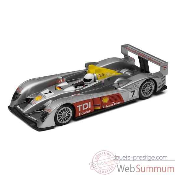 Voiture Endurance High Detail Scalextric Audi R10 Lemans Diesel -sca2905
