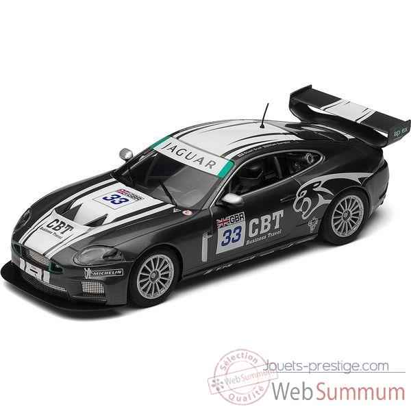 Voiture Endurance High Detail Scalextric Jaguar XKR GT3 Apex Racing Team -sca2978