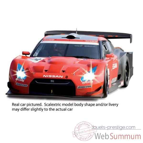 Voiture Endurance High Detail Scalextric Nissan GTR JGTC -sca3009