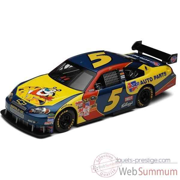 Voiture Nascar Scalextric Chevrolet 2008 Casey Mears -sca2892