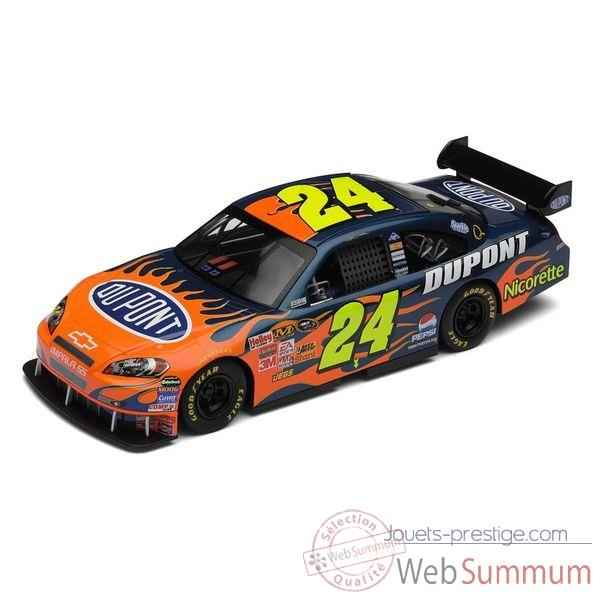 Voiture Nascar Scalextric Chevrolet 2008 Jeff Gordon -sca2893