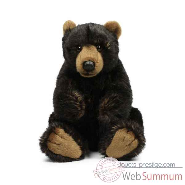 Ours grizzly assis 20 cm WWF -15 184 015