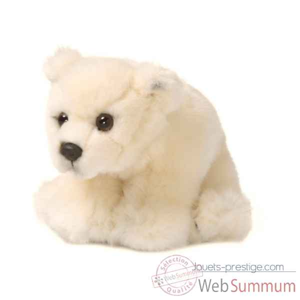 Wwf ours polaire 15 cm -15 187 001